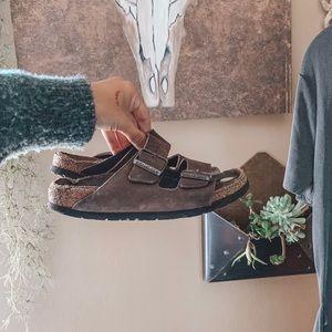 BIRKENSTOCKS • sandals
